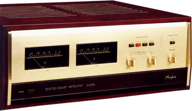 Accuphase パワーアンプ P-300L