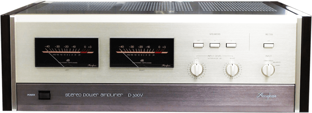 Accuphase パワーアンプ P-300V