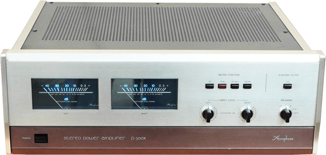 Accuphase パワーアンプ P-300X