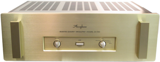 Accuphase パワーアンプ P-350