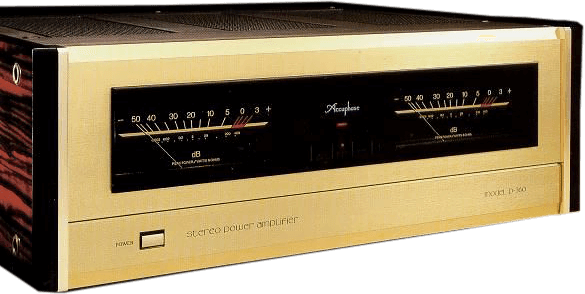 Accuphase パワーアンプ P-360