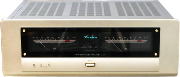 Accuphase パワーアンプ P-370