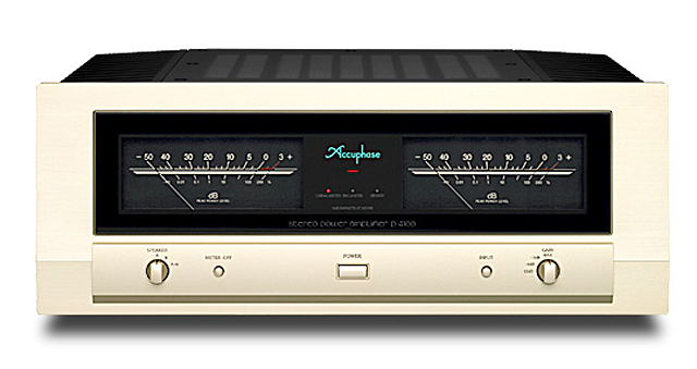 Accuphase パワーアンプ P-4100