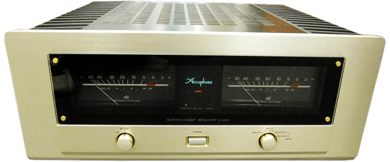 Accuphase パワーアンプ P-450