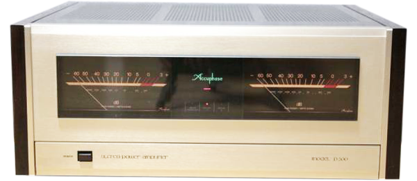 Accuphase パワーアンプ P-500