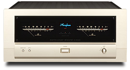 Accuphase パワーアンプ P-5000