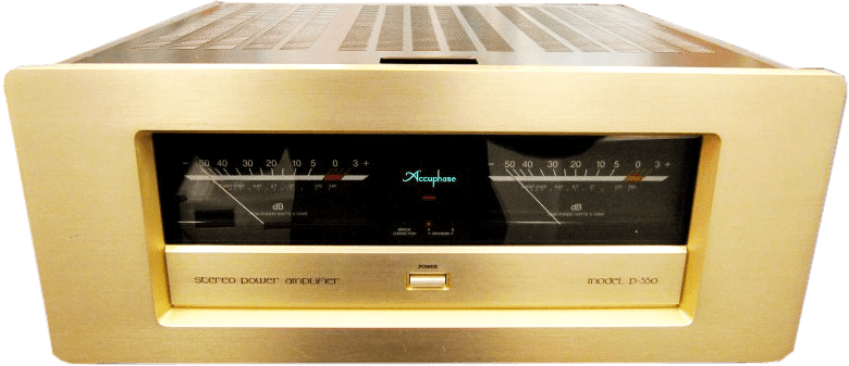 Accuphase パワーアンプ P-550