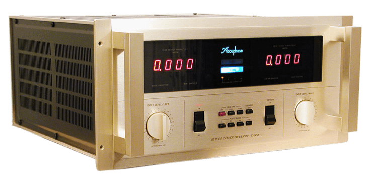 Accuphase パワーアンプ P-600