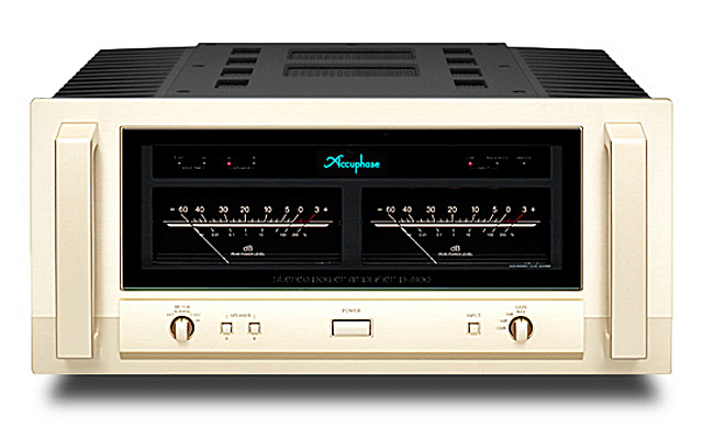Accuphase パワーアンプ P-6100