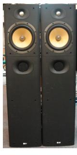 B&W スピーカー DM602.5S3の買取