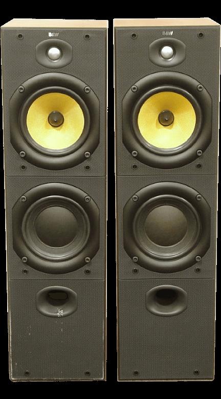 B&W スピーカー DM603S2