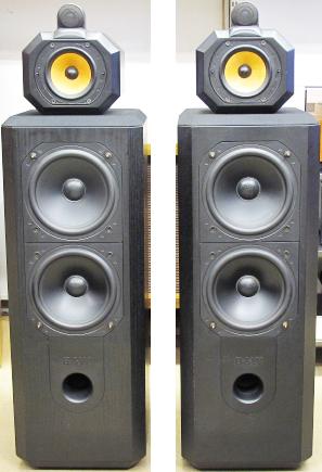 B&W スピーカー MATRIX802 SERIES2の買取