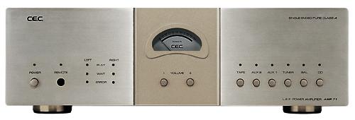 CEC プリメインアンプ AMP71