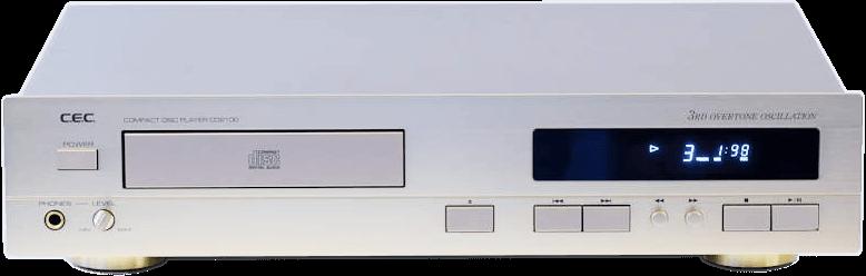 CEC CDプレーヤー CD2100