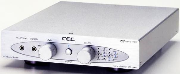 CEC D/Aコンバーター DA53