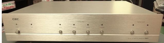 CEC D/Aコンバーター DX51