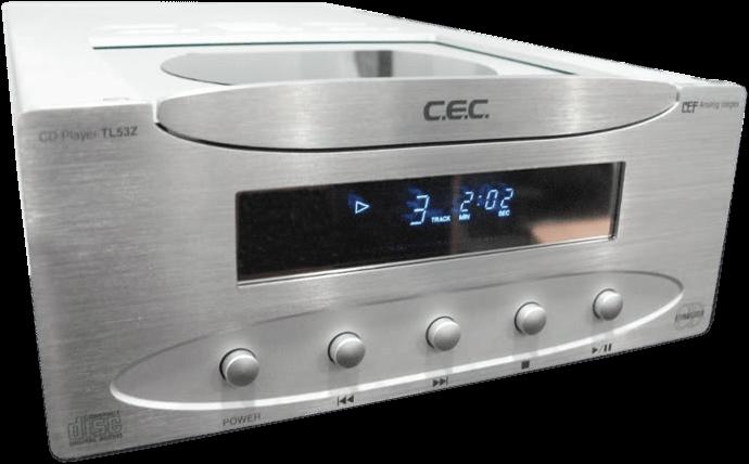CEC CDプレーヤー TL53Z
