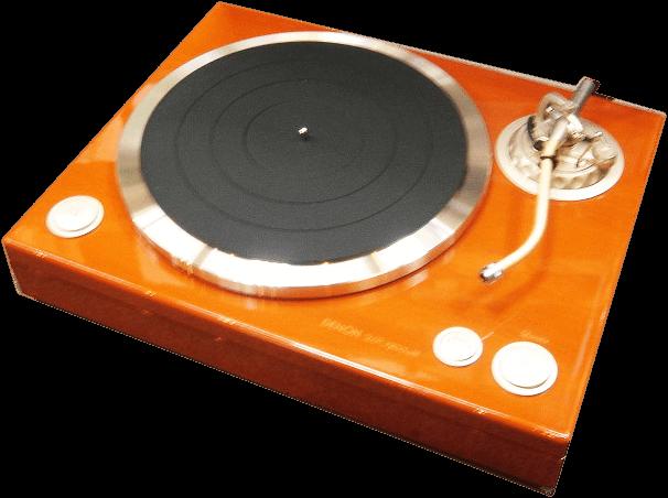 DENON アナログプレーヤー DP-1300M