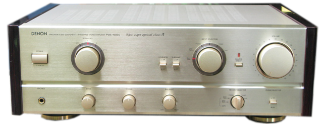 DENON プリメインアンプ PMA-1000G