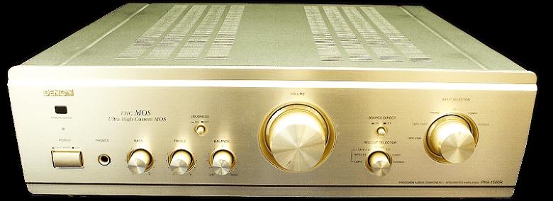 DENON プリメインアンプ PMA-1500R