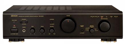 DENON プリメインアンプ PMA-390IV