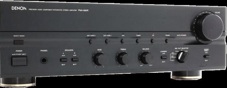 DENON プリメインアンプ PMA-680R