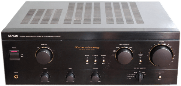 DENON プリメインアンプ PMA-690
