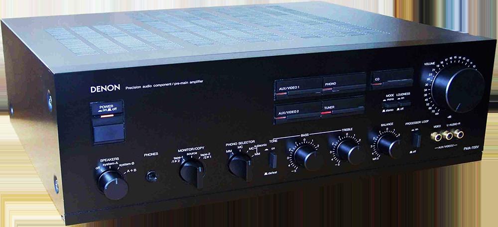 DENON プリメインアンプ PMA-700V