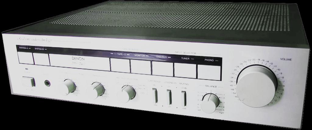 DENON プリメインアンプ PMA-740