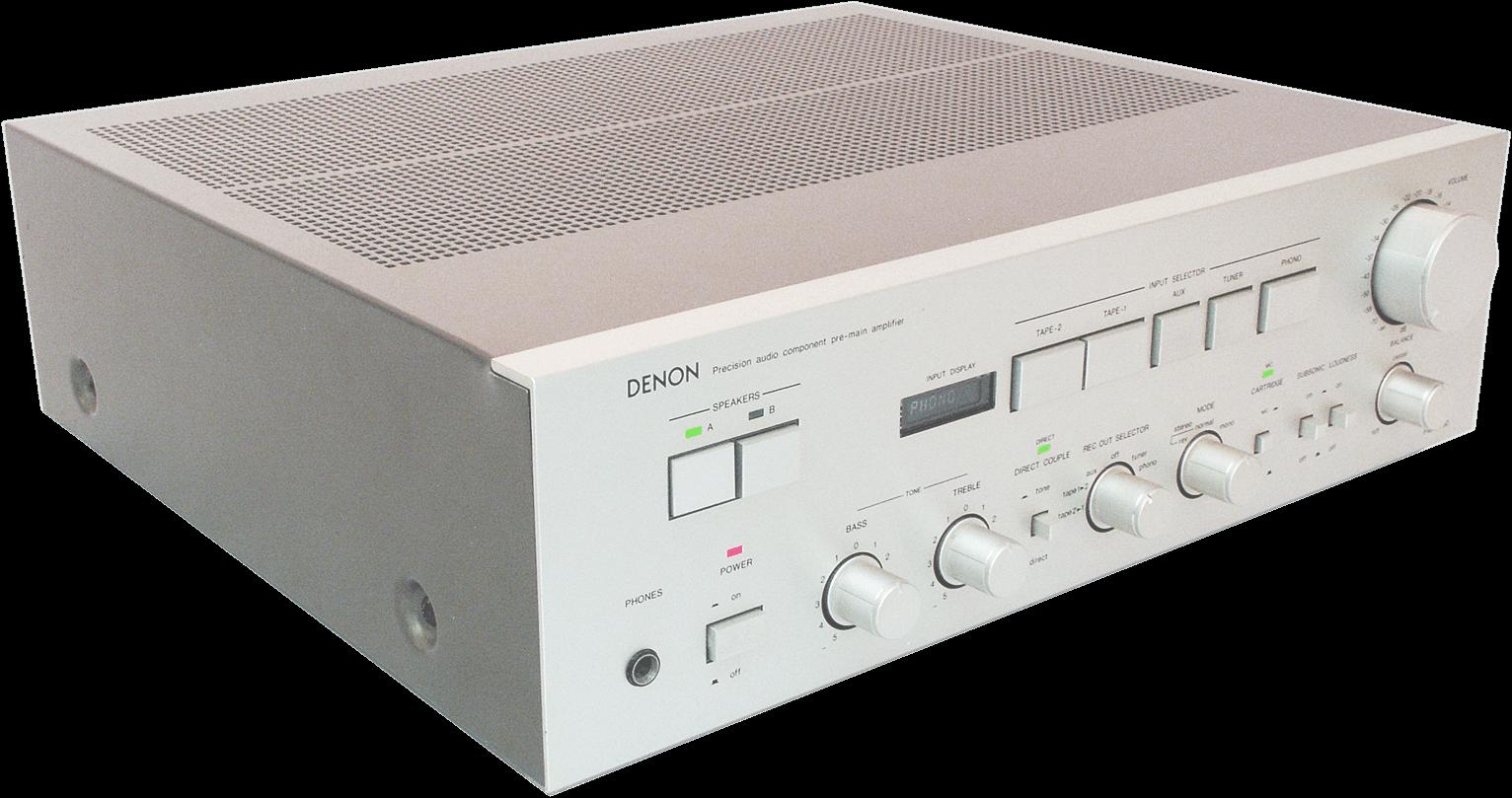 DENON プリメインアンプ PMA-750