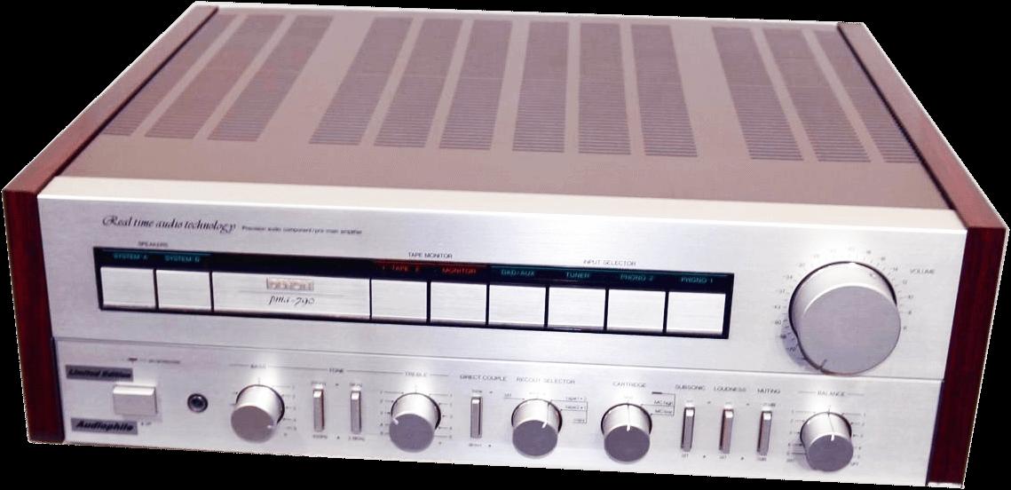 DENON プリメインアンプ PMA-790