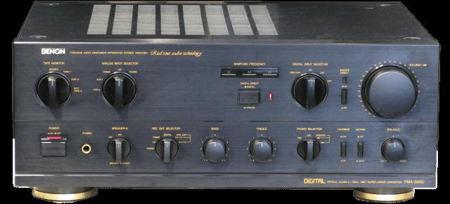 DENON プリメインアンプ PMA-880D
