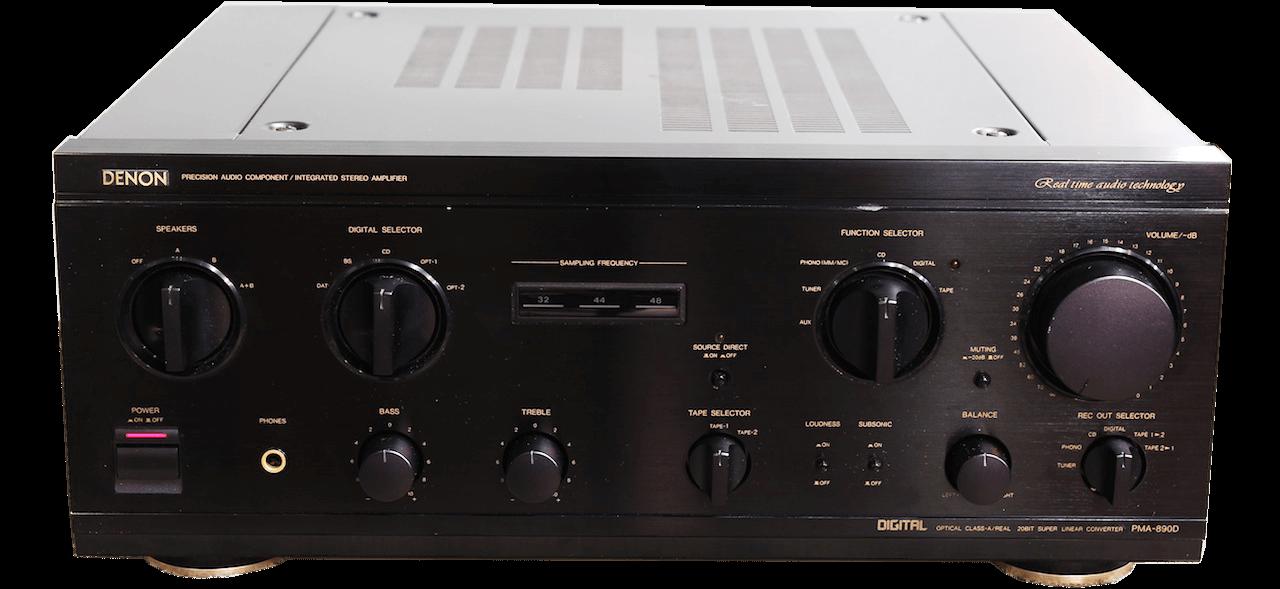 DENON プリメインアンプ PMA-890D