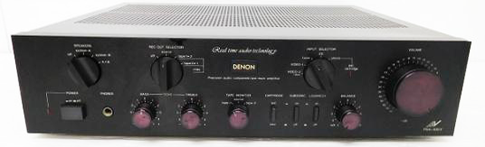 DENON プリメインアンプ PMA-930V