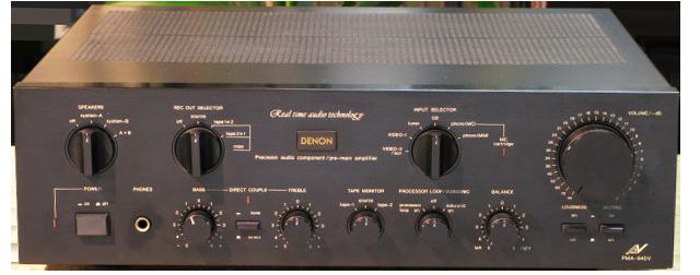 DENON プリメインアンプ PMA-940V
