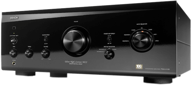 DENON プリメインアンプ PMA-A100