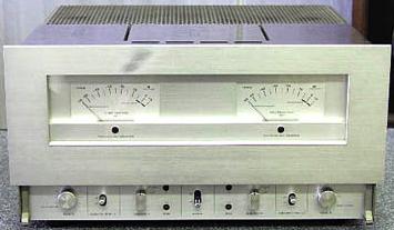 DENON 管球式パワーアンプ POA-1000B