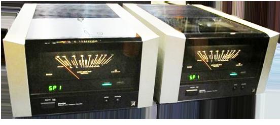 DENON モノラルパワーアンプ POA-8000