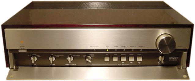 DENON コントロールアンプ PRA-2000