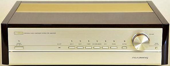 DENON コントロールアンプ PRA-2000RG