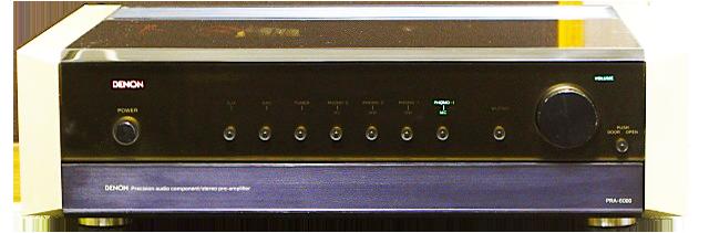 DENON コントロールアンプ PRA-6000