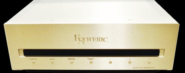 ESOTERIC マスタークロック・ジェネレーター G-0