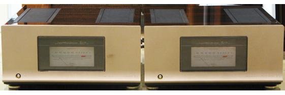LUXMAN モノラルパワーアンプ B-10