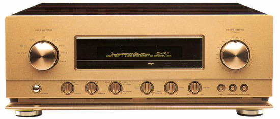 LUXMAN コントロールアンプ C-9II