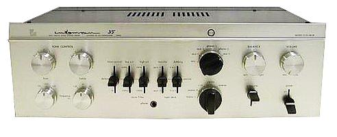 LUXMAN コントロールアンプ CL-35