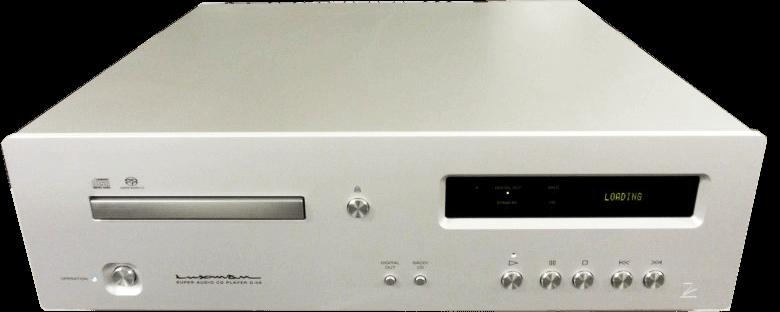 LUXMAN SACDプレーヤー D-05