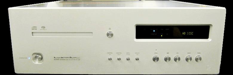 LUXMAN SACDプレーヤー D-08