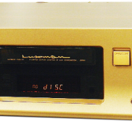 LUXMAN D-600s