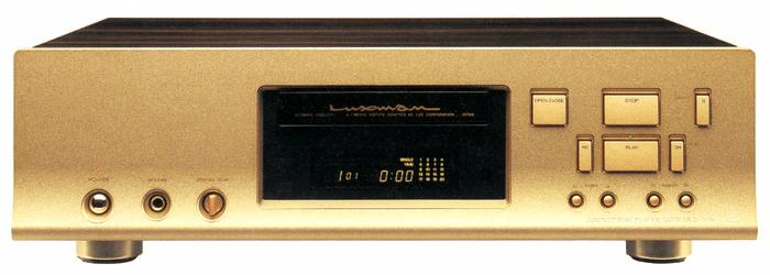 LUXMAN CDプレーヤー D-700s