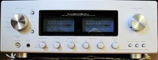 LUXMAN プリメインアンプ L-507u
